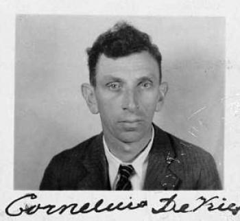Kornelis (Cornelius) de Vries
