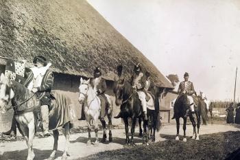 Dorpsfeest beginjaren 1900