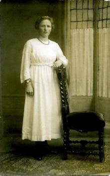 Sjoerdje Zwart (1889-1967)