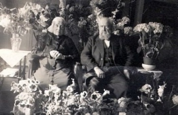 Pietersbierum echtpaar Lettinga - De Jong