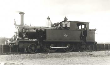 Spoorwegtracé Mestlawier - Anjum