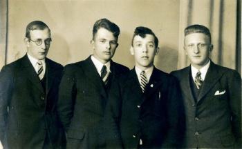 Vrienden Van der Wal, Vogel, Dijkstra en Meijer