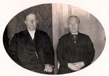 Echtpaar Bouma-Tigchelaar