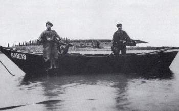 Haringboot BAR 38