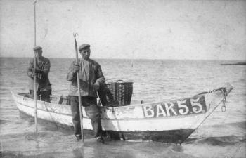 Haringboot BAR 55