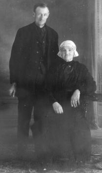 Echtpaar Vellinga - Van Marsum