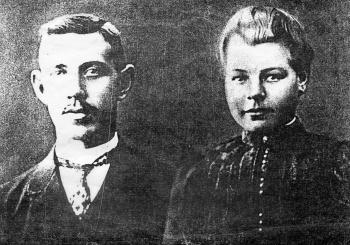 Echtpaar Wiersma - Reinalda