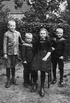 Kinderen Wiersma