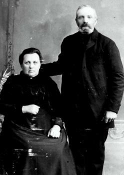 Echtpaar Zwart - Helder