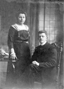 Echtpaar Andringa - Bergstra