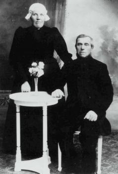 Echtpaar Zwart - Veenstra