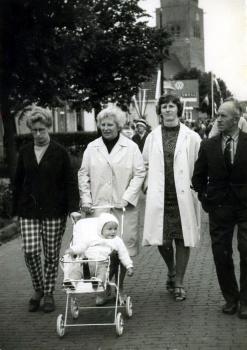 Familie Stapert - Dusselaar - Zwart