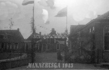 Bevrijding 1945 Tsjerkestrjitte