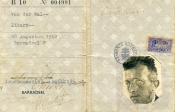 Eibert van der Wal (1902-1960)