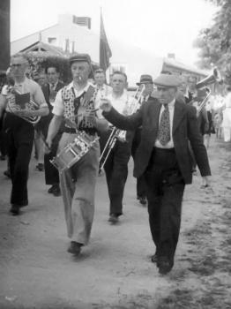 Muziekkorps Oranje 1951