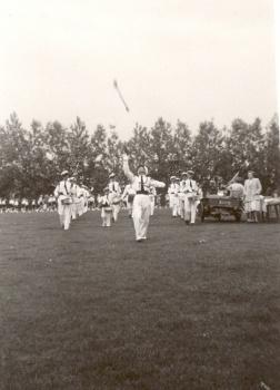 Muziekkorps 1956