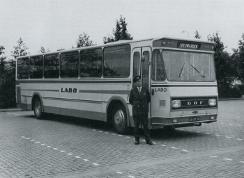 LABO bus Mooie Paal
