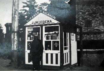 Kiosk J.J. Miedema
