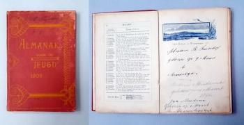 Almanak voor de jeugd 1909