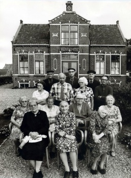 Geert Bewie (1891-1979) Bumahûs - Anjum