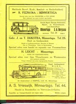Postmap eind jaren 20 (2)