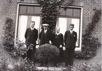 Familie Brouwer - van Mourik