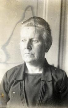 Hendrikje Dijkstra (1875 - 1941)