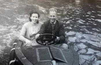 Gerrit Elsinga en Anna Harmens