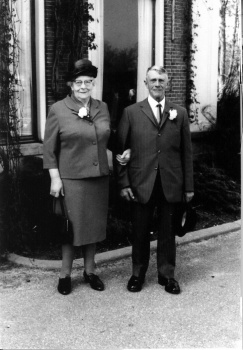 Martinus Elsinga en Geertje de Haan