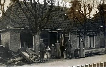Wagenmakerij Gebr. Helder - Hege Buorren