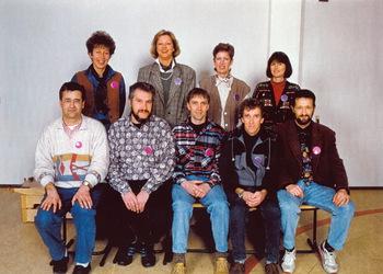 Schoolreunie 2001