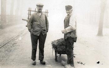 Pieter Glazema en Pieter Andela