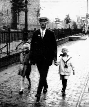 Johannes Joostema en kinderen