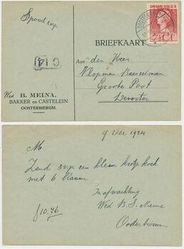 Wed. B. Meina - Oosterbierum