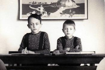 Gepje en Klaaske Faber