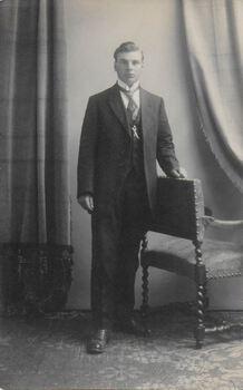 Sijbren van der Veen omstreeks 1930.JPG
