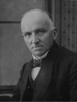 Ds. Pieter Jacobus van Melle