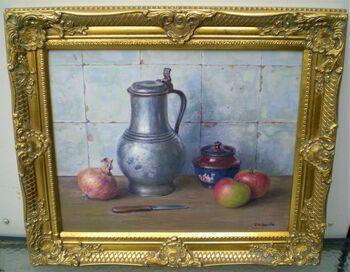 Gerben Scheepstra (1898-1981) stilleven met tinnen kan.jpg