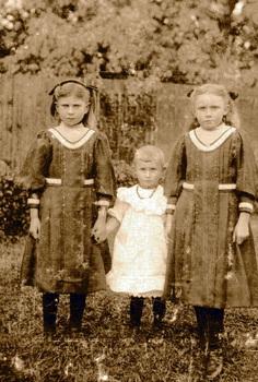 kinderen van Sijbe Travaille en Geeske Mollema