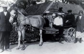 Simon Vis en Johannes Kramer