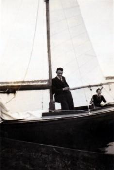 Geert Leemburg en Maartje van de Meer