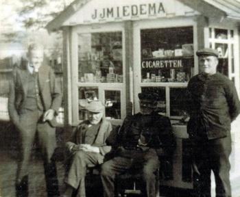 Kiosk van Jan Jippes Miedema