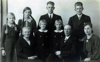 Gezin Elsinga - De Boer
