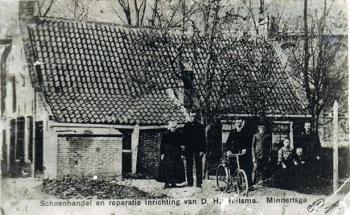 Schoenhandel D. Hoitsma